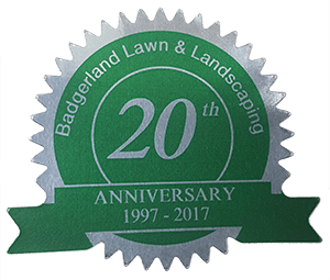 20 years of brilliant service beautifying landscapes